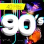 Compilation 40 hits 90's avec The Cranberries / Eddy Mitchell / David Hallyday / Khaled / Emilia...