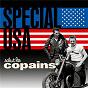 "Compilation Salut les copains ? spécial usa avec Stevie Wonder / The Mar-Keys / Elvis Presley ""The King"" / Eddie Cochran / Gene Vincent..."