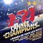 Compilation NRJ l'année des champions avec Becky G / DJ Snake / Selena Gomez / Ozuna / Cardi B...