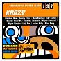 Compilation Greensleeves Rhythm Album #37: Krazy avec Angel Doolas / Elephant Man / Wayne Marshall / Vybz Kartel / Bounty Killer...