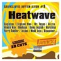 Compilation Greensleeves rhythm album #9: heatwave avec Determine / Capleton / Elephant Man / Sizzla / Mr Vegas...