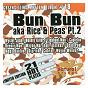 Compilation Greensleeves rhythm album #18: bun bun aka rice & peas pt. 2 avec Wyclef Jean / Bounty Killer / Capleton / Wayne Marshall / Elephant Man...