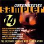 Compilation Greensleeves sampler 14 avec Buccaneer / Beres Hammond / Merciless / Bounty Killer / Silk Garnett...