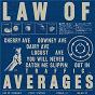 Album LAW OF AVERAGES de Vince Staples