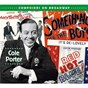 Compilation Composers On Broadway: Cole Porter avec Joseph Lilley / Ethel Merman / Buddy Cole / Bing Crosby / Mitzi Gaynor...