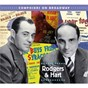 Compilation Composers on broadway: rodgers & hart avec Elaine Stritch / Vivian Blaine / Rudy Vallee / Frances Langford / Jerry Orbach...