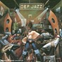 Compilation Def Jazz avec Jeff Lorber / Roy Hargrove / Joey Defrancesco / Gerald Albright / Kevin Toney...