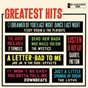Compilation Greatest Hits avec Joe JR & the Side Effects / Teddy Robin & the Playboys / The Mystics / D Topnotes / The Downbeats...