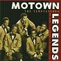 Album Motown legends-my girl/(i know) i'm losing you de The Temptations