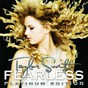 Album Fearless (platinum edition) de Taylor Swift
