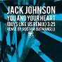 Album You and your heart de Jack Johnson