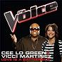 Album Love is a battlefield (the voice performance) de Cee-Lo Green / Vicci Martinez