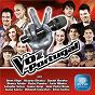 Compilation A voz de portugal avec Carla Ribeiro / Denis Filipe / Ricardo Oliveira / Daniel Moreira / Pedro Poseiro...