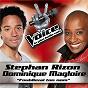 Album J'oublierais ton nom - the voice : la plus belle voix de Stephan Rizon / Dominique Magloire