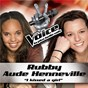 Album I kissed a girl - the voice : la plus belle voix de Aude Henneville / Rubby