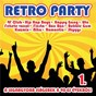 Compilation Retro party 1. avec Fiesta / 4f Club / Happy Gang / Ufo / Fekete Vonat...