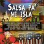 Compilation Salsa pa' mi isla avec Andy Montañez / Frankie Ruíz / Tony Vega / Willie Rosario / Cheo Feliciano...