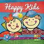 Compilation Happy kids avec Jay Laga'Aia / Sugar Kane Music / Juice Music / Play School / John Kane...