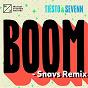 Album Boom (snavs remix) de Tiësto / Sevenn