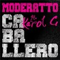 Album Caballero de Moderatto