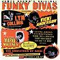 Compilation James brown's original funky divas avec Marva Whitney / James Brown / Bea Ford / Nat Hendrix Band / Sugar Pie Desanto...