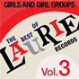 Compilation The best of laurie records vol. 3: girls & girls groups avec Beverly Warren / Branda Lee Jones / The Chiffons / The Dawn / The Charmers...