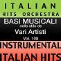 Album Basi musicale nello stilo dei vari artisti (instrumental karaoke tracks) vol. 108 de Italian Hitmakers