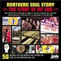 Compilation Northern soul story: the start of an era (50 original hits and rarities that defined the start of the northern soul era) avec Johnny Nash / Johnny West / Charles Sheffield / Etta James / Joe Tex...