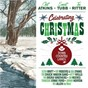 Compilation Celebrating christmas: down country lanes avec George Morgan / Ernest Tubb / Chet Atkins / Elton Britt / The Pinetoppers...