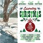 Compilation Celebrating christmas: down country lanes avec Roy Rogers / Ernest Tubb / Chet Atkins / Elton Britt / The Pinetoppers...