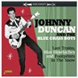 Album Last trains, blue heartaches and footprints in the snow de The Blue Grass Boys / Johnny Duncan