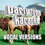 Album Party tyme karaoke - country party pack 4 (vocal versions) de Party Tyme Karaoke