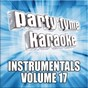 Album Party Tyme Karaoke - Instrumentals 17 de Party Tyme Karaoke