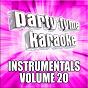 Album Party Tyme Karaoke - Instrumentals 20 de Party Tyme Karaoke