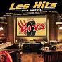 Compilation Les hits de la série télé les boys avec Daniel Boucher / Dan Bigras / Mélanie Renaud / Capitaine Nô / Suzie Villeneuve...