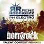 Album Born 2 rock (talent remixes) de Ph Electro / Rene Rodrigezz