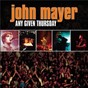 Album Any given thursday de John Mayer