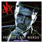 Album Famous last words de M (Mathieu Chedid)