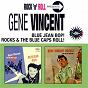 Album Blue jean bop/gene vincent rocks de Gene Vincent