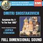 Album Shostakovich: Symphony No. 11 de The Houston Symphony Orchestra / Léopold Stokowski