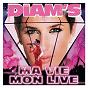 Album Ma vie / mon live de Diam's