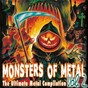 Compilation Monsters of metal vol. 2 avec Mnemic / Dimmu Borgir / Deathstars / Kataklysm / Sinister...
