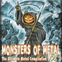 Compilation Monsters of metal vol. 3 avec Destruction / Death Angel / Wintersun / Hypocrisy / Hammerfall...