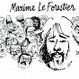 Album Saltimbanque de Maxime le Forestier