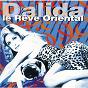 Album Le reve oriental de Dalida