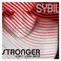 Album Stronger (can't look back) de Sybil