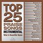 Album Top 25 praise songs instrumental - what a beautiful name de Maranatha! Music