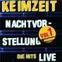 Album Nachtvorstellung - die hits live vol. 1 de Keimzeit