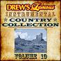 Album Drew's famous instrumental country collection (vol. 19) de The Hit Crew