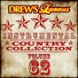 Album Drew's famous instrumental country collection (vol. 62) de The Hit Crew